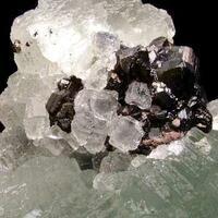 Fluorite Sphalerite & Galena