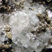 Fluorite Sphalerite & Pyrite