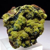 Plumbogummite & Pyromorphite
