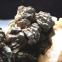 Pyrrhotite & Manganoan Calcite