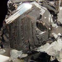 Sphalerite Galena & Fluorite
