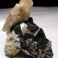 Tennantite With Calcite
