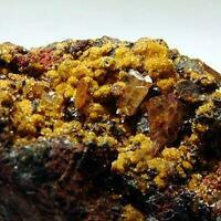 Tsumcorite With Wulfenite