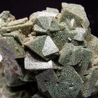 Adularia & Chlorite