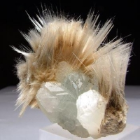 Apophyllite & Natrolite