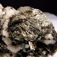 Arsenopyrite & Calcite