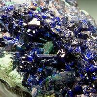 Azurite Arsentsumebite & Malachite