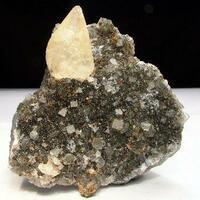 Calcite Fluorite & Marcasite