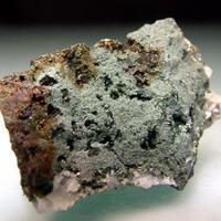 Cassiterite & Chlorite