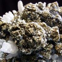 Chalcopyrite Sphalerite Galena & Quartz