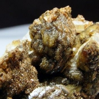 Childrenite Siderite & Pyrite