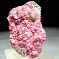 Cobaltoan Dolomite With Wulfenite