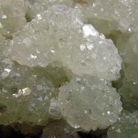 Fluorapophyllite & Prehnite