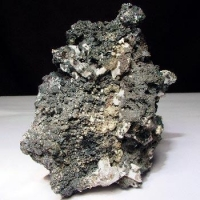 Galena & Pyrite With Anglesite