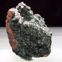 Hematite Fluorite & Quartz