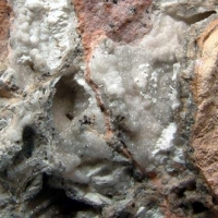 Hydrozincite & Smithsonite