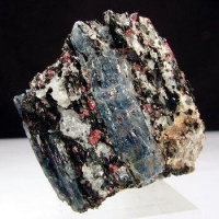Kyanite & Spessartine