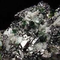 Magnetite Brucite & Clinochlore