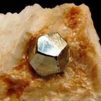 Pyrite Talc & Magnesite