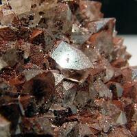Quartz With Lepidocrocite