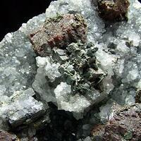 Sphalerite Galena & Marcasite