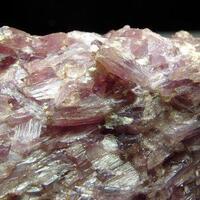 Tremolite Var Hexagonite