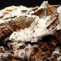 Calcite & Cerussite