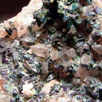 Chalcocite Calcite & Baryte