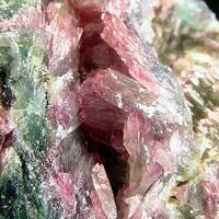 Cobaltoan Adamite & Cuprian Adamite