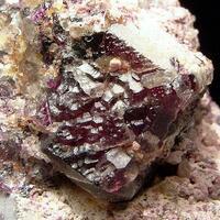 Fluorite Goyazite & Topaz