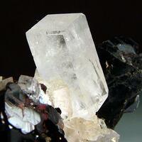 Magnesite & Hematite