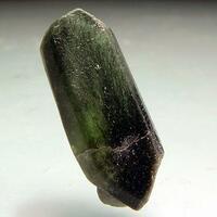 Peridot With Ludwigite