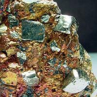 Pyrite & Chalcopyrite