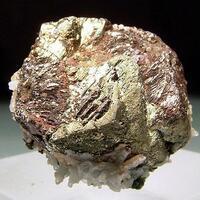 Pyrrhotite & Chalcopyrite