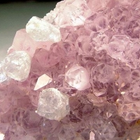 Amethyst & Fluorite