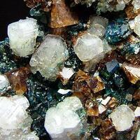 Apatite Lazulite & Siderite