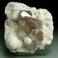 Calcite & Gyrolite
