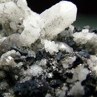 Cerussite Chalcopyrite & Galena