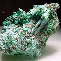 Chrysocolla Psm Aragonite