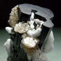 Elbaite & Lepidolite