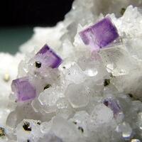 Fluorite Calcite & Baryte