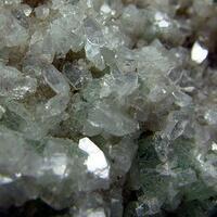 Heulandite & Fluorite