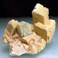 Muscovite & Orthoclase