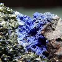 Phosphosiderite & Frondelite