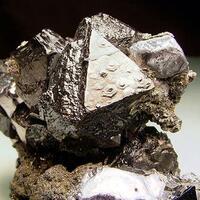 Sphalerite & Galena With Bournonite