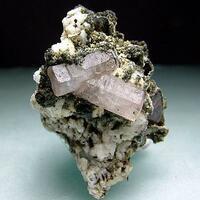 Apatite With Titanite Muscovite & Chlorite