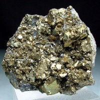 Chalcopyrite & Zinkenite