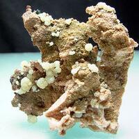 Cobaltoan Dolomite & Mimetite