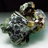 Diopside & Andradite