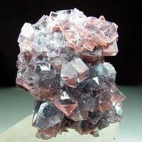 Fluorite & Hematite